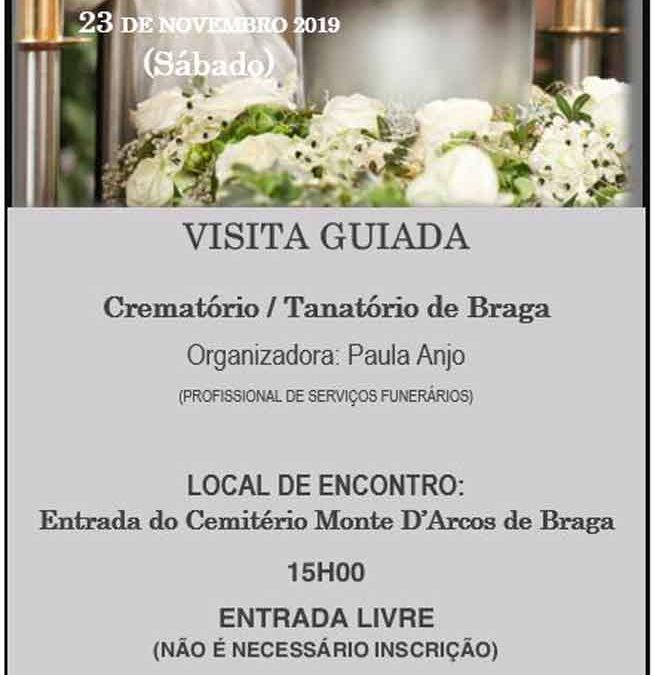 VISITA GUIADA CREMATÓRIO DE BRAGA